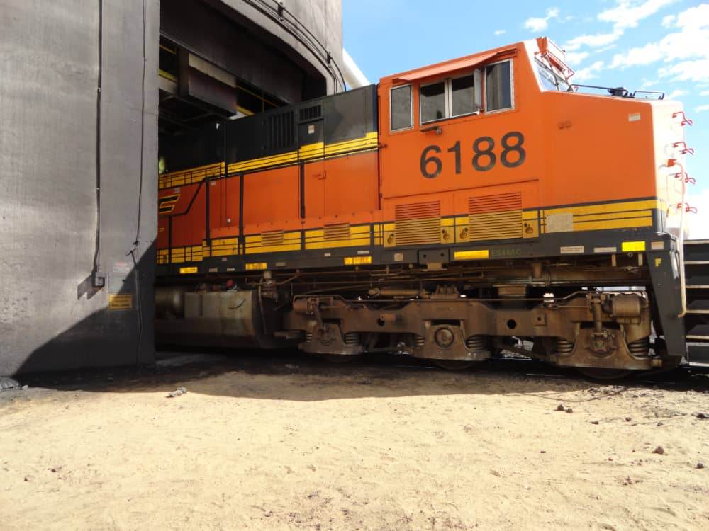 coal train for commercial and industrial electrical services