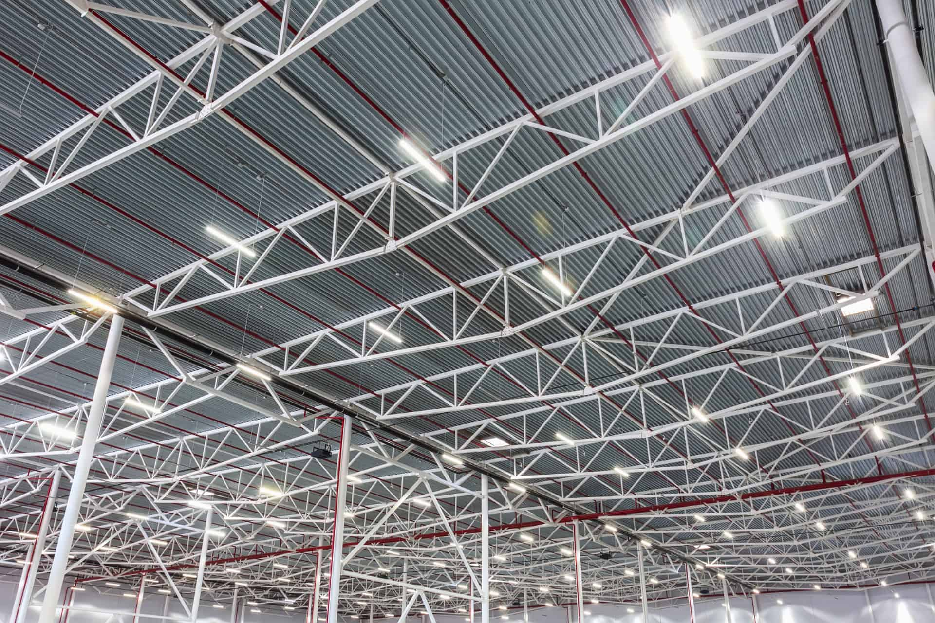 warehouse LED lights