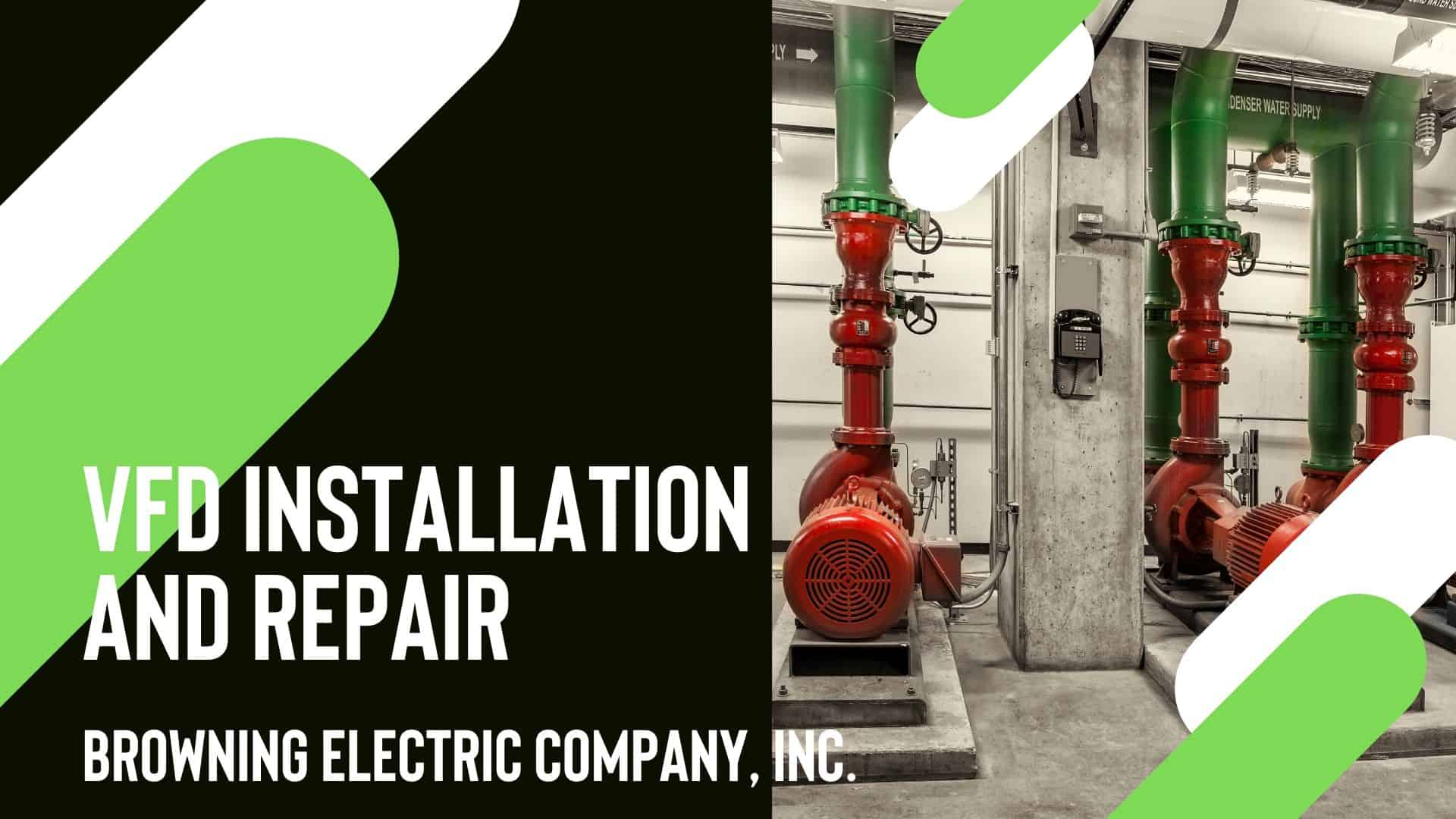 vfd installation and repair image