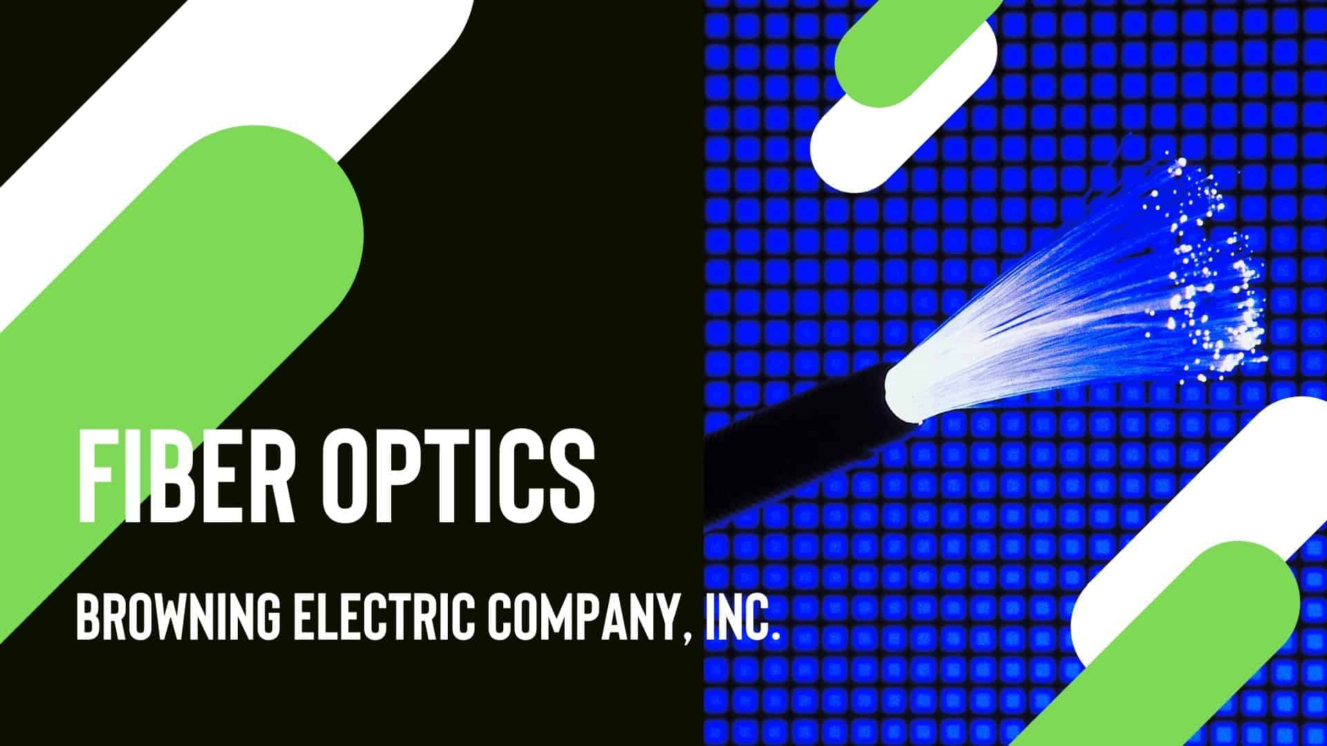 fiber optics services