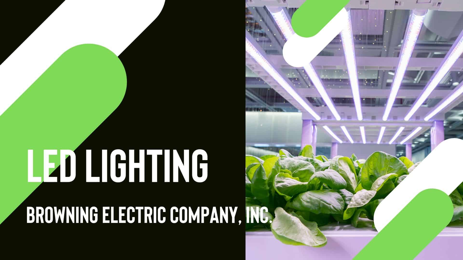 led lighting services