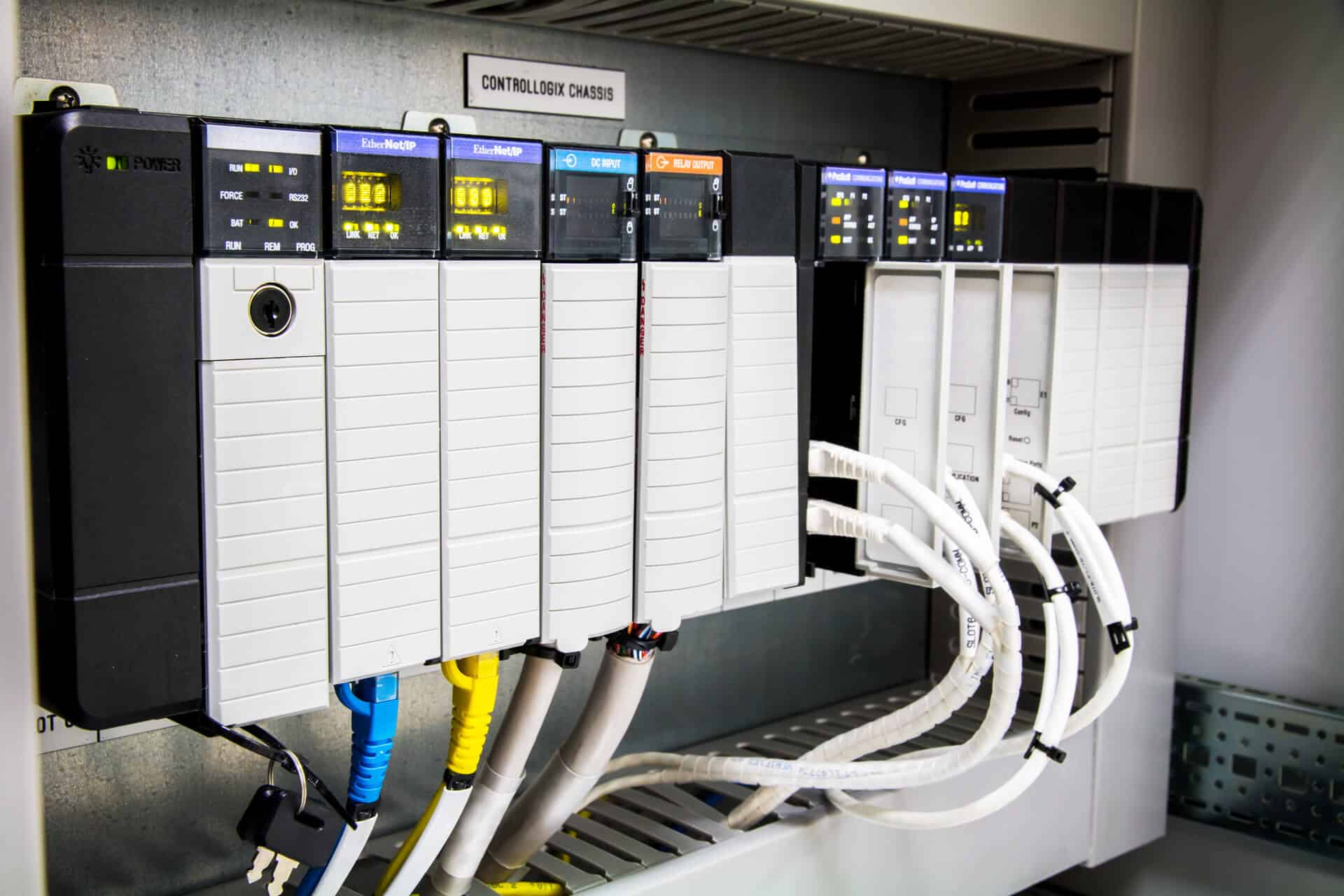 The Importance of PLCs in Industrial Applications